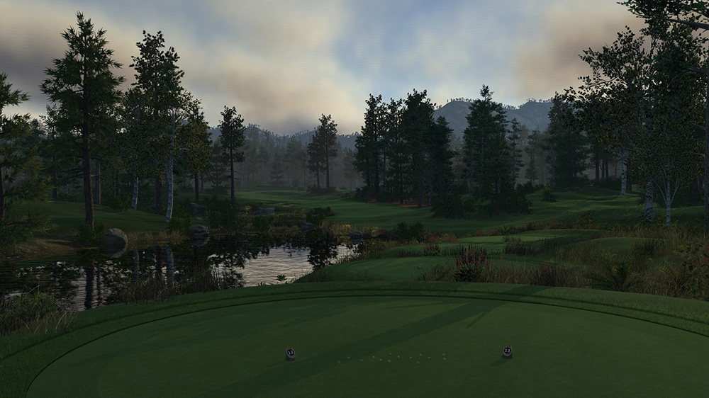 Golf Simulator Portland