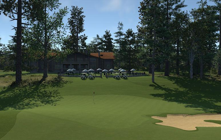 Golf Simulator Tampa