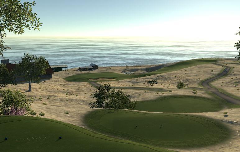 Golf Simulator Ann Arbor